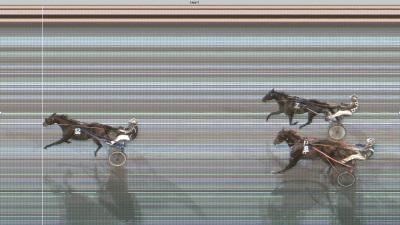 Alonso Cæsar med Ken Ecce sejrede sikkert.