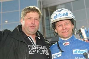 Svante Båth og Erik Adielsson var i fokus i aftes. Kanal 75