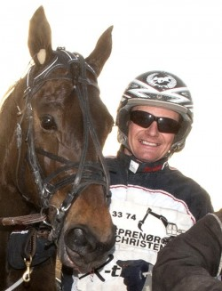 Jens Simoni - havde stor succes i aftes på Lunden