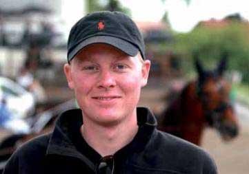Kenneth Andersen . vandt to  overraskende sejre i aftes i Skive