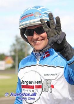 Morten Friis vandt med outsideren Star Tulsbjerg