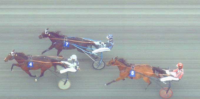 Outstanding shadow vinder for Einar Nedrebø.