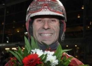 Peter Untersteiner fykdte 55 år og det fejrede han med i alt fire sejre. Kanal 75