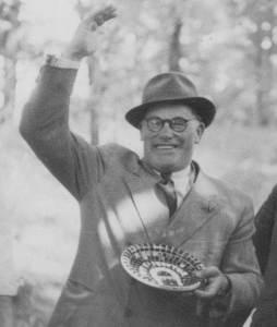 Sofus Sørensen havde kørelicens i 55 år. Danmarksrekord!