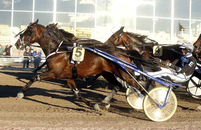 Sucre med Christoffer Eriksson vandt et af fo