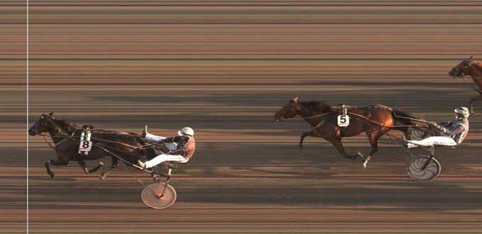 Tootsie med Ken Ecce vandt deres anden sejr i træk efter en flot indsats.