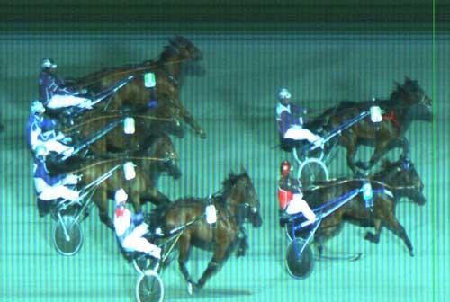 Det tætte opløb, hvor Valletta vinder til 41 gange pengene .- og Anthony Downs er nummer tre