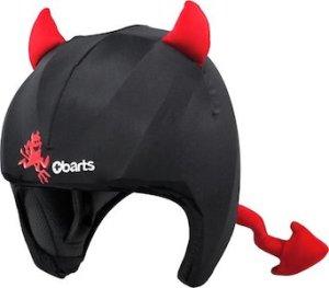 Wintersport gadget helmet cover