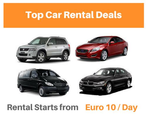 Book Lowest Price Car Rentals Worldwide Book Now From 6 99 Euro