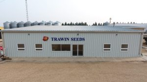Trawin Seeds Front Office
