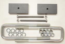 Kit #405048 – 2011-2019 Chevrolet & GMC 3500HD 2wd/4wd – 1″ Rear Lift Kit
