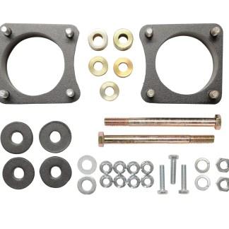 Kit #903010 – 2007-2019 Toyota Tundra & 2008-2019 Toyota Sequoia 2wd & 4×4 – 2″ Level Kit