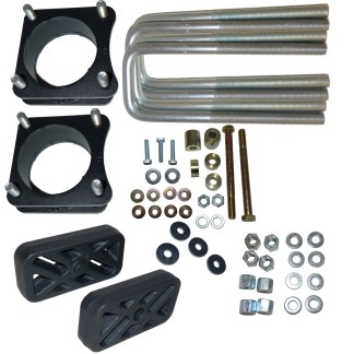 Kit #903025 – 2007-2019 Toyota Tundra 2wd/4wd – Front And Rear Lift Kit – 5 Lug, Coil-Over