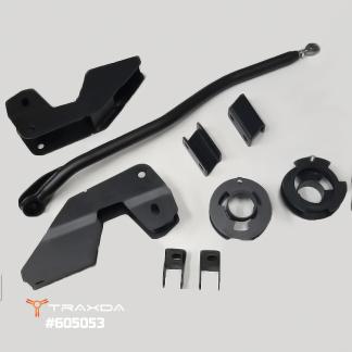 Kit #605053 fits 2014- 2019 Dodge Ram 2500 Power Wagon Lift Kit – 2″ Front