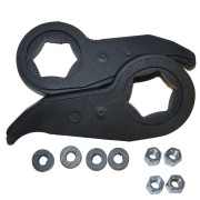 Kit #405041 – 2011-2012 Chevrolet / GMC 2500HD/3500HD 2wd/4wd – 2″-3″ Front Level Kit