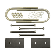 Kit #605058 – 2003-2021 Ram 3500 4X4/4×2 – 2″ Rear Lift Kit – DIESEL WITHOUT OVERLOAD SPRINGS ONLY