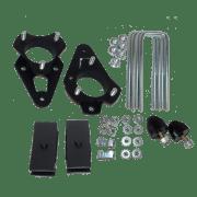 Kit #705060 – 2005-2021 Nissan Frontier /2005-2013 Nissan Navara / 2009-2013 Suzuki Equator – Front & Rear Lift Kit