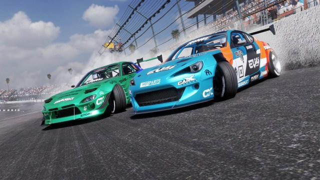 CarX Drift Racing Online arrives on Nintendo Switch, 24th June | Traxion