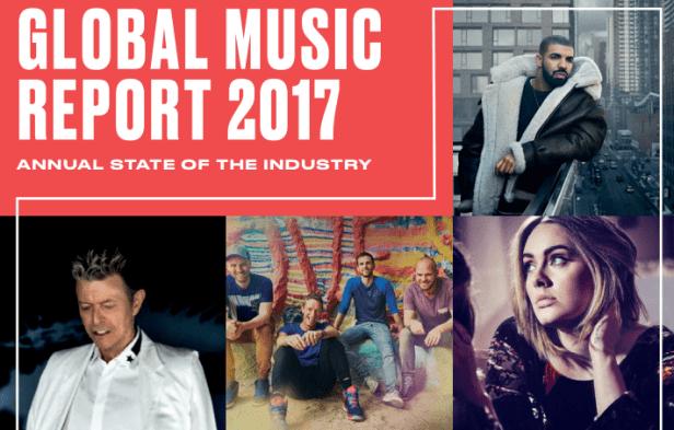 Global Music Report 2017