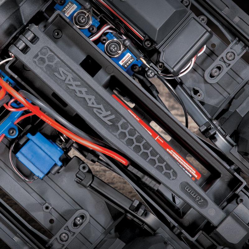 Vassoio batteria Dual-Fit