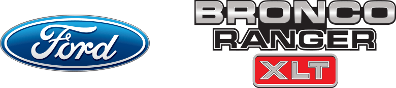 Logo Ford - Bronco Ranger XLT