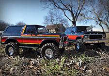 TRX-4 Bronco In azione