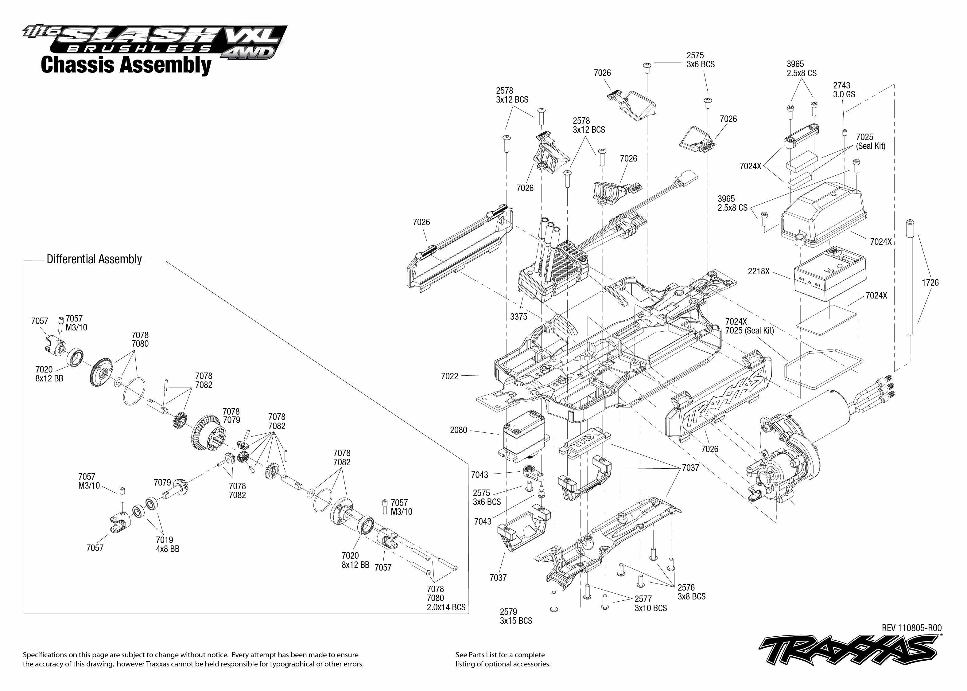 traxxas t maxx 2 5 transmission diagram dayton 1 hp electric motor wiring rustler engine