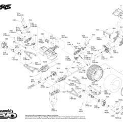 Traxxas Revo 3 Parts Diagram Caravan Wiring Towbars List Slash 4x4