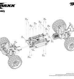 exciting e maxx parts diagram gallery best image wire traxxas e revo brushless edition parts diagram [ 3150 x 2250 Pixel ]