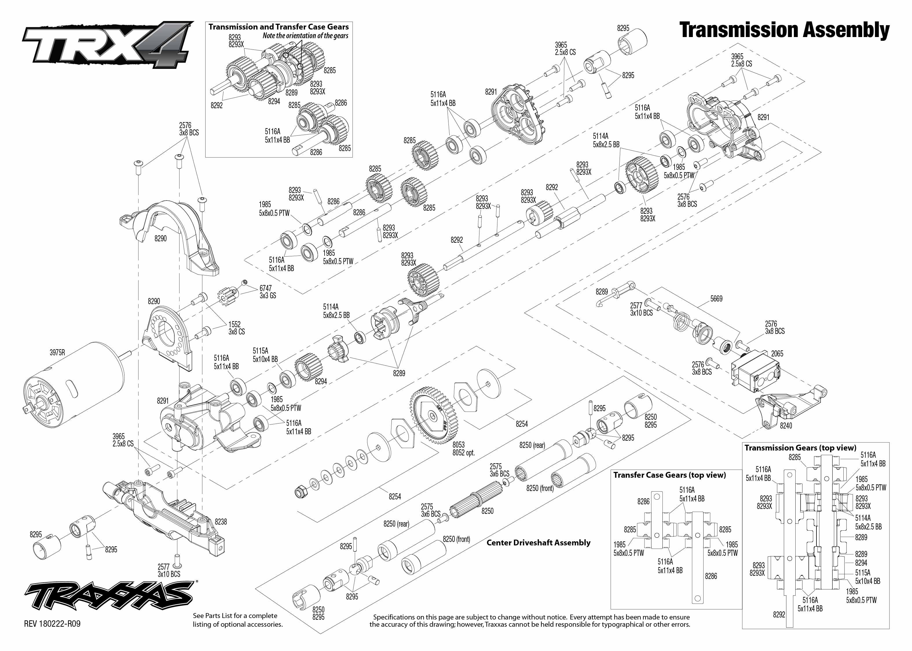 Traxxas TRX4 Land Rover Defender 82056-4 scaler trail crawler