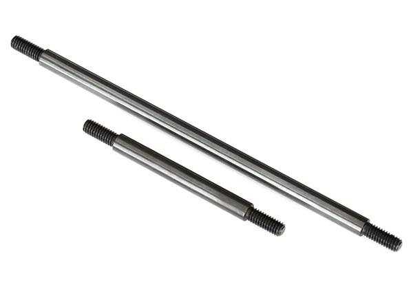 Steering link, 5x60mm (1)/ draglink, 5x117mm (1) (steel