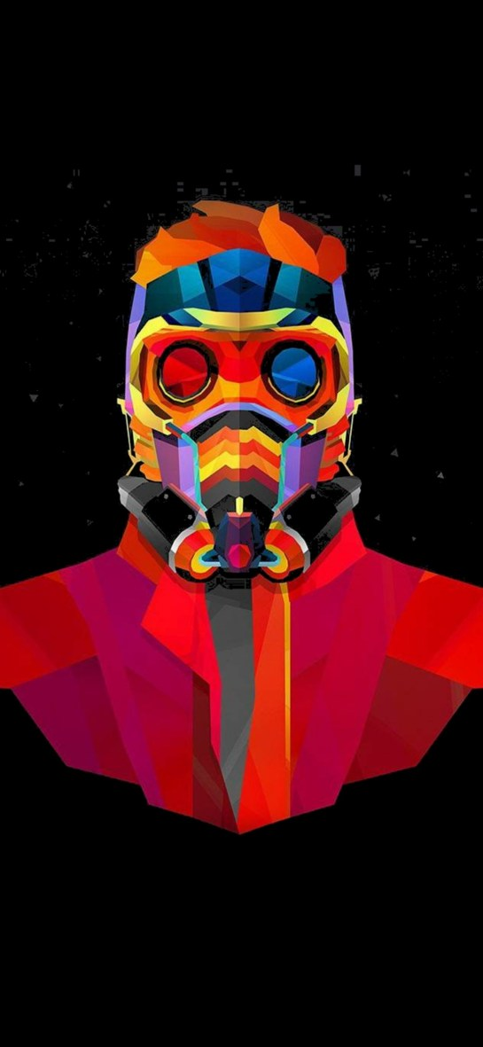 Star lord Guardians of Galaxy Marvel iPhone Wallpapers