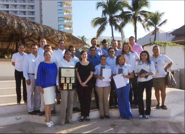 Park Royal Ixtapa - Premio Gold Crown 2016_