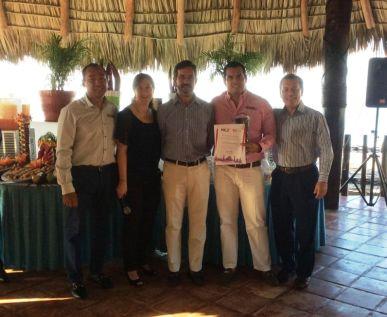 Top Sellers Ixtapa - Reconocimiento RCI
