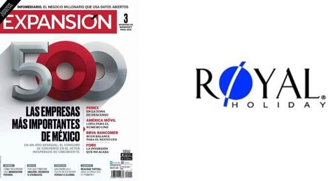 Revista y Logo