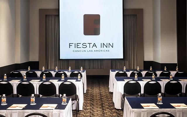 Salón Sede Hotel Fiesta Inn