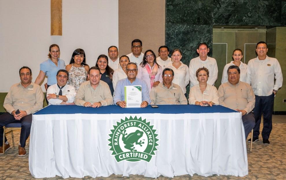 GPRC Rainforest Alliance Certified 4