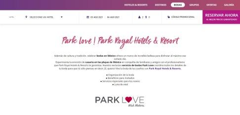 Pagina-Web-Park-Royal-Hotels-Resorts-7
