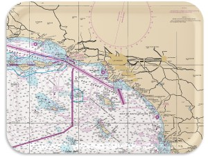 Los Angeles and Channel Islands Nautical