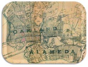 Oakland - Alameda 1884