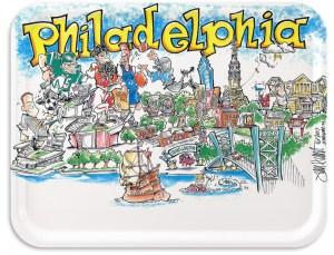 Philadelphia by Jim Hunt