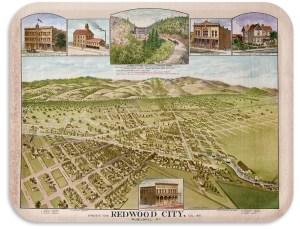 Redwood City 1890