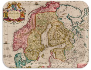 Scandinavia 1665