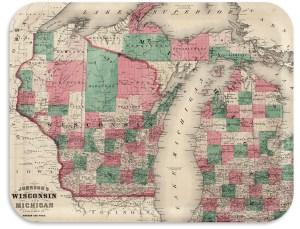 Wisconsin-Michigan 1884