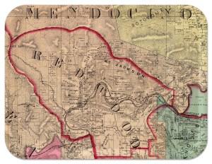 Guerneville 1877, CA