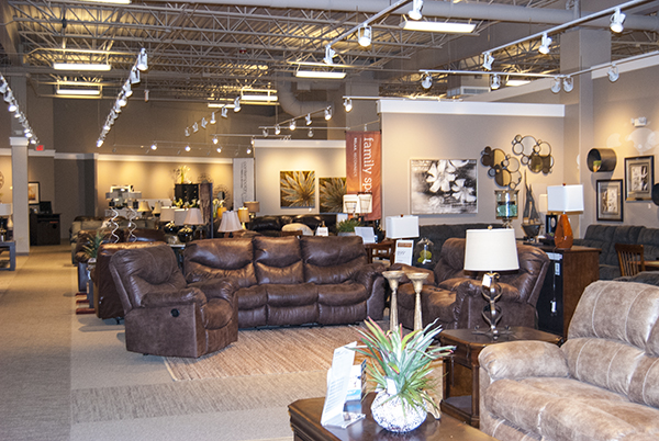 Ashley Furniture Store Project TRB Development Group