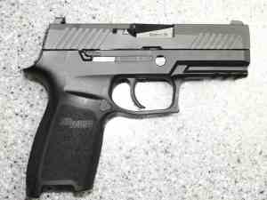 P320 Right Side