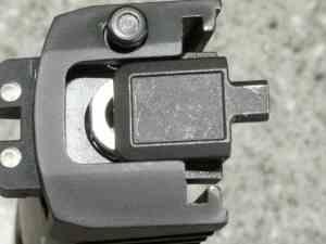 P320 Slide Rear Cap
