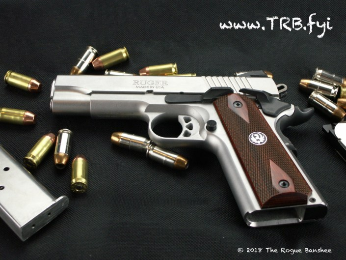 Ruger SR1911 Desktop Wallpaper