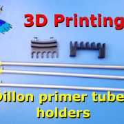 3D print dillon primer tube holder post image